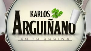 Karlos Argiñano en tu cocina